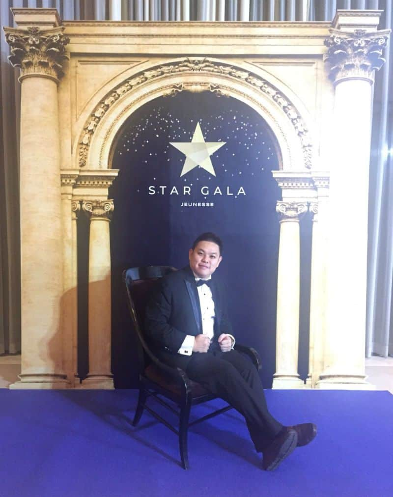 jeunesse global star gala